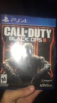 Call of Duty Black Ops 3 PS4 game case Stafford, 22554