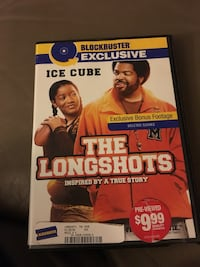 The Longshots DVD