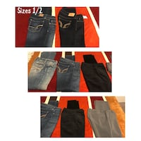 women's assorted clothes Cleburne, 76031