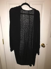 Black American apparel cardigan