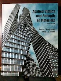 Applied statics and strength of materials Vaughan, L4L 7H8