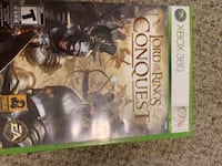 Lord of the Ring Conquest - Xbox 360 Regina, S4X 1J2
