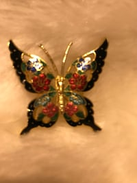 Beautiful Vintage Gold Butterfly Pin/Broach Gainesville, 20155