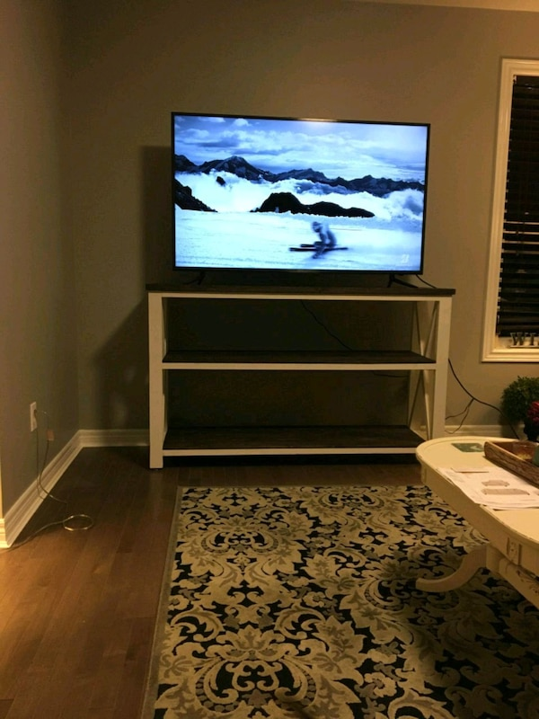 Custom Rustic TV Stand or Front Hall Table