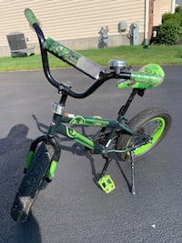 "Huffy 16"" bike - Incredible Hulk with big tires- great condition! Perry Hall, 21128"
