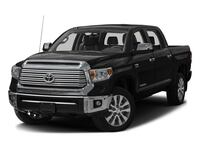 2016 Toyota Tundra CrewMax Limited LTD 4WD LEATHER! ONE OWNER! Boise