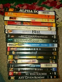 $2  Dvds  $10 for $15 Saugus, 01906