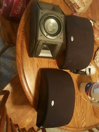 Klipch reference speakers