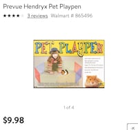 Pet Playpen Fairfax, 22030