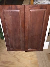 Set of New never installed cabinet doors McLean, 22101