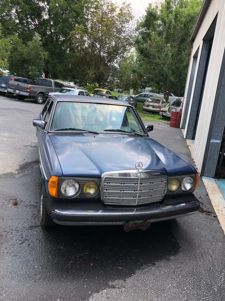 used mercedes 300d turbo diesel 1985 for sale in weyers cave letgo rh us letgo com