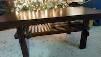 Brown Wooden Coffee Table & 2 End Tables Alexandria, 22309
