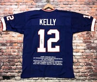 Autographed Jim Kelly Jersey Miami, 33173