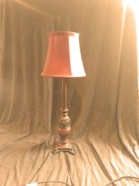 Lamp and Lampshade