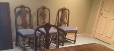 Dining chairs HAVE 4 each chair