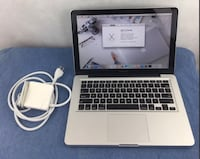 "Apple MacBook Pro 13.3"" Laptop LED Intel i5 3210M 2.5GHz 16GB 500GB  Kensington, 20895"