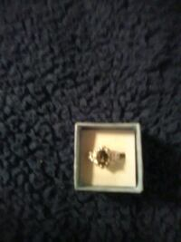 silver and gold ring in box Albuquerque, 87105