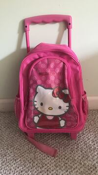 Mini wheeled hello kitty suitcase  Clarksville, 21029
