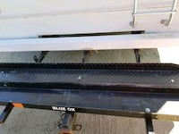 $250.00 Blue Ox SC 2000 motorcycle carrier.
