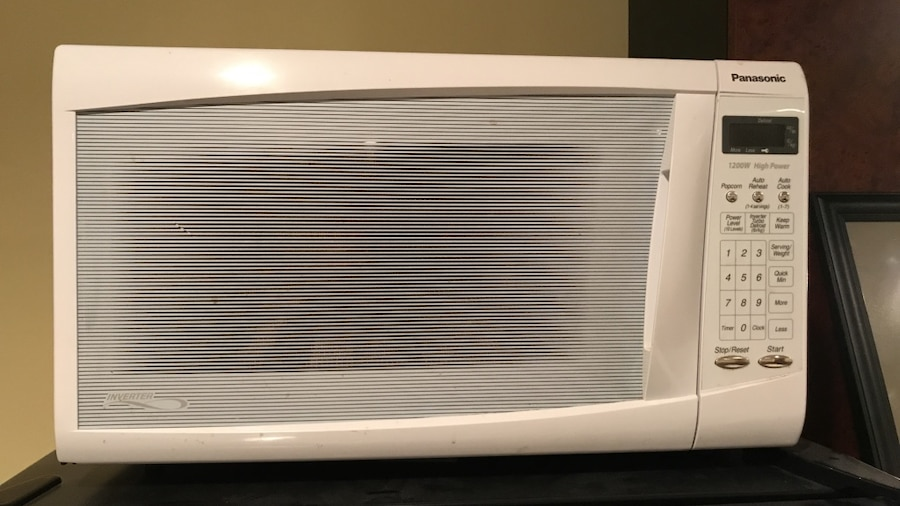 Panasonic Microwave For Sale Only 2 Left At 75
