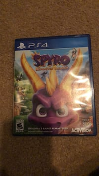 spyro reignited trilogy ps4 Dover, 07801