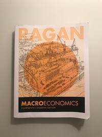 Macroeconomics, 14th Canadian Edition Toronto