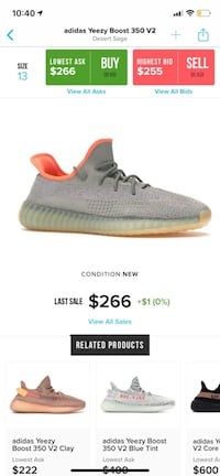 Yeezys size 13 brand new Silver Spring, 20906