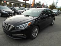 2017 Hyundai Sonata GL WITH REAR VIEW CAMERA Surrey, V3T 2T3