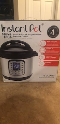 New in box Instant Pot (9 in 1) Great Falls, 22066