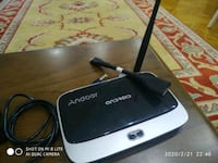 Anndoer android TV box ip tv destekli