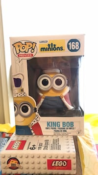 Pop Movie King Bob Figurine Vancouver, V5Z
