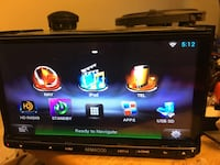 KENWOOD EXCELON WITH GARMIN NAVIGATION WITH HDMI INPUTS AND WIFI  Chicago, 60617