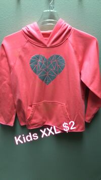pink and white Pink by Victoria's Secret sweater Bakersfield, 93311