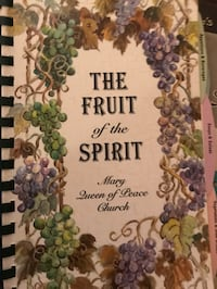 The Fruit of the Spirit Cookbooks  Indianapolis, 46260