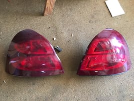 2004-2008 Pontiac Grand Prix tail lights