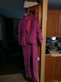 Adult snow suit pick up only Schoolcraft, 49087