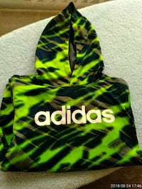 Brand New Boys Adidas Hoodie size Med 10/12 Silver Spring, 20910