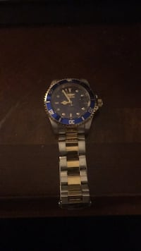 round silver-colored Rolex analog watch with link bracelet Lake Forest, 92610
