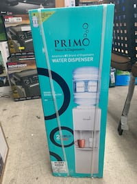 Primo water dispenser hot and cold