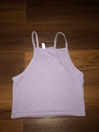 women's white tank top Hamilton, L8K 6C9