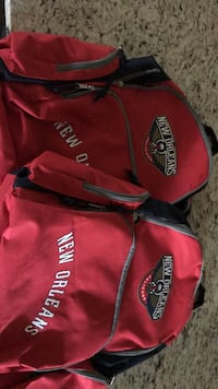 Two New Pelican Backpacks