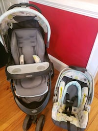 Baby Trend Carseat and Stroller. Pikesville