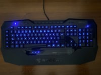 Roccat Isku Gaming Keyboard