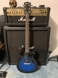 Maestro by Gibson electric guitar.  Sykesville, 21784