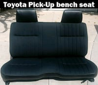 Toyota Pick Up bench seat black Whittier, 90605