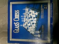 Glass Chess Set  Los Angeles, 90001