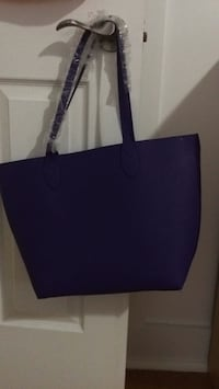 Brand new faux leather tote  Georgina, L4P 4G7