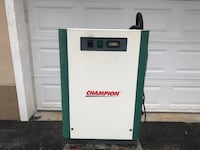 CHAMPION COMPRESSED AIR DRYER CRN35A1  Lake Worth, 33461