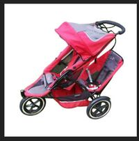 Phil & Ted e3 Double Stroller Alexandria, 22308