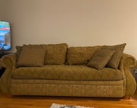 DOWN FEATHER COUCH